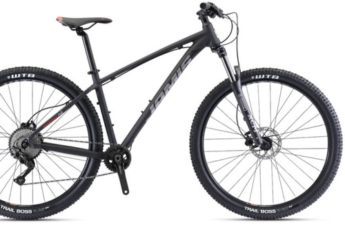 Jamis | Highpoint A2 | 2021 | Ano Black