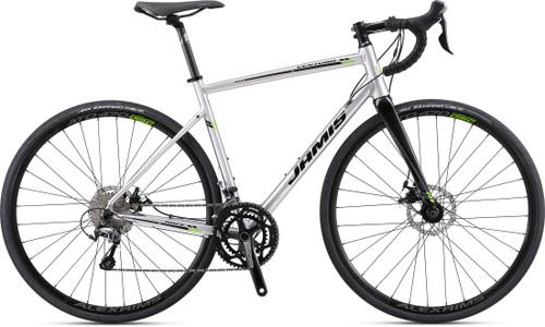 Jamis | Ventura Race | Road Bike | 2020 | Brushed Aluminum