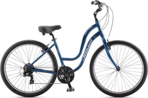 Jamis | Explorer Step-Thru | Urban Bike | Deep Blue