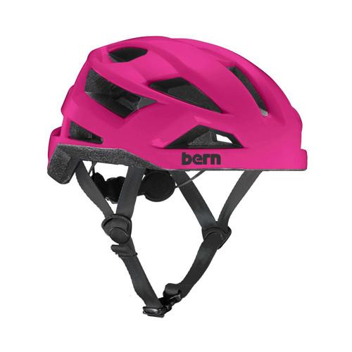 Bern | FL-1 Libre | Adult Helmet | 2019 | Pink - Satin Fuscia