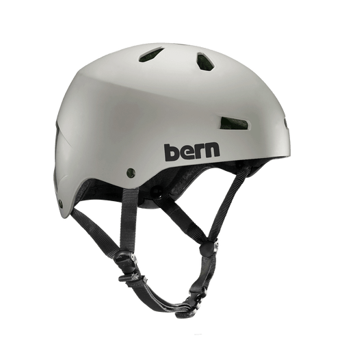 Bern | Team Macon MIPS | Men's Helmet | 2019 | Dark Khaki - Matte Sand
