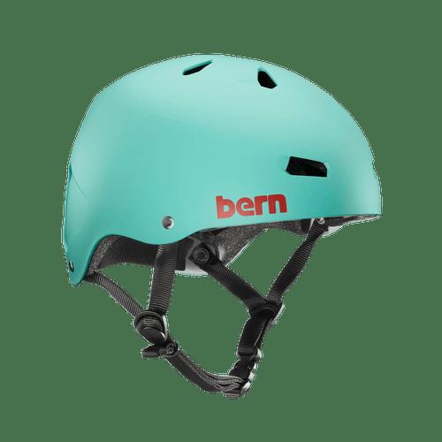Bern | Summer Team Macon | Men's Helmet | 2019 | Turquoise - Matte Turquoise