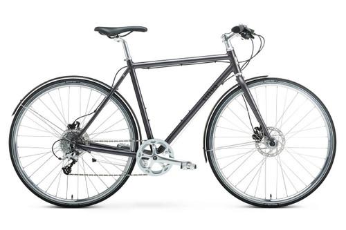 Linus | Pronto 10 | Urban City Bike | Matte Meteor