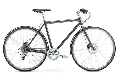 Linus | Pronto 10 | Urban City Bike | Matte Meteor