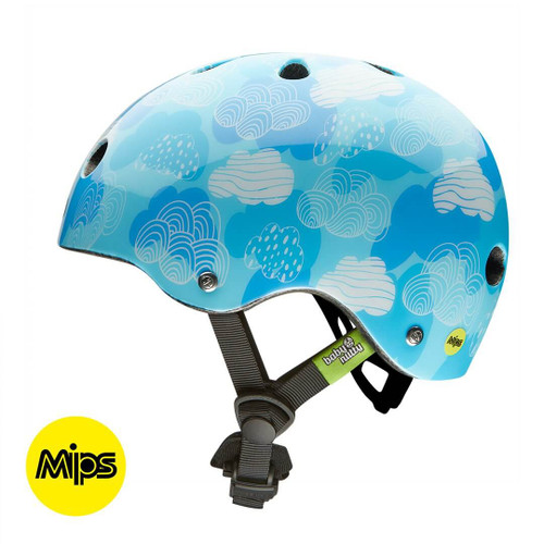 Nutcase Helmets | Baby Nutty | Head in the Clouds w/MIPS | Kids Helmet | 2019