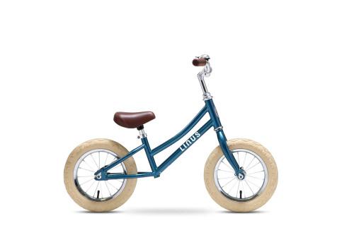 "Linus | Linus Balance 12"" | Kids Bike | Ocean Blue"