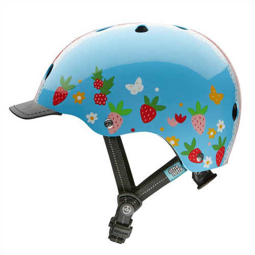 Nutcase Helmets | Little Nutty | Berry Sweet | Kids Helmet | 2019 | 1