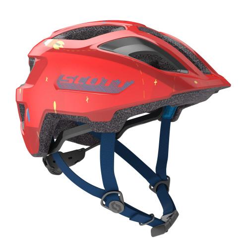 Scott | Spunto Kid | Kids Helmet | 2020 | Fiery Red