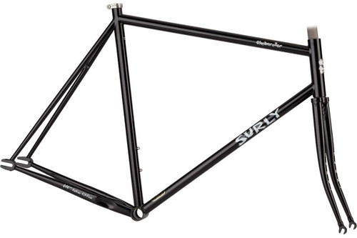 Surly | Steamroller Frameset | 2021 | Black
