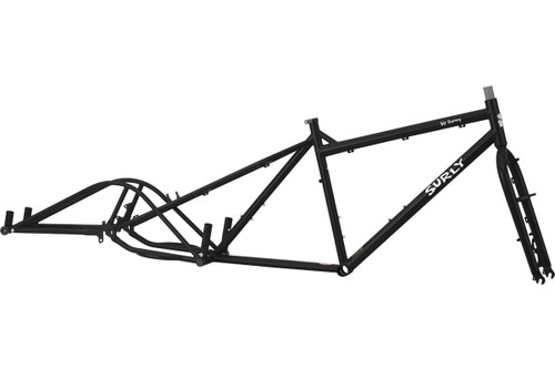 Surly | Big Dummy Frameset | 2020 | Blacktacular