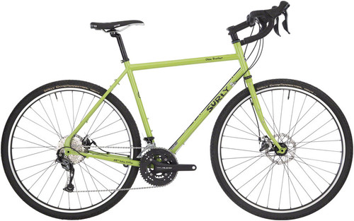 Surly | Disc Trucker | 700c | Pea Lime