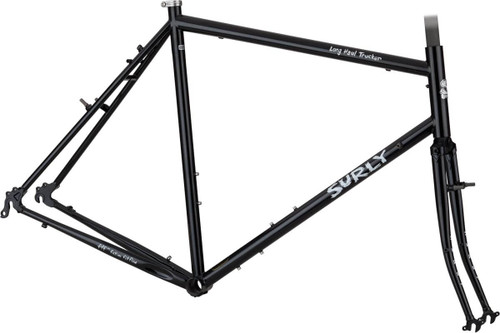 Surly | Long Haul Trucker Frameset | 700c | 2020 | Blacktacular