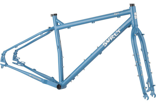 Surly | Ogre Frameset | 2020 | Cold Slate Blue