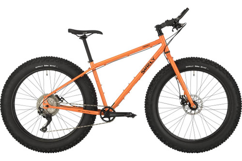 Surly | Pugsley | 2020 | Candied Yam Orange | 1