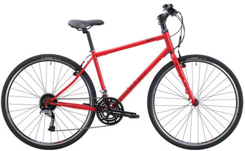 KHS | Urban Xpress | Urban City Bike | 2019 | Red