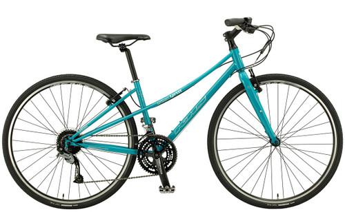 KHS | Urban Xpress Ladies | Urban City Bike | Aqua