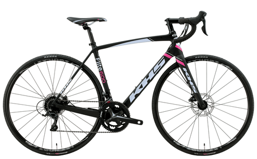 KHS | Flite 600 Ladies | Road Bike | Matte Black