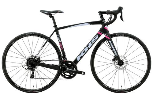 KHS | Flite 600 Ladies | Road Bike | Matte Black