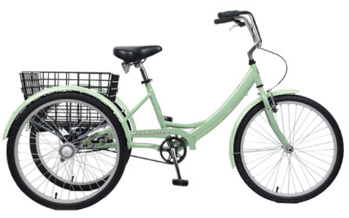 Manhattan Cruisers | Manhattan Trike | Specialty Bike | Steel | Mint