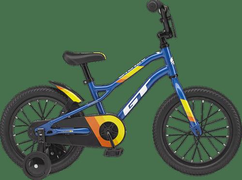 "GT Bicycles | Grunge 16"" | 2021 | Team Blue"