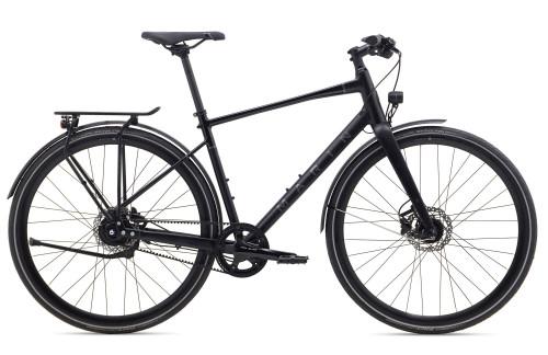 Marin | Presidio 4 DLX | Urban bike | 2020 | Satin Black