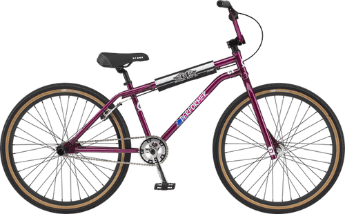 GT Bicycles | Pro Performer Heritage 26 | 2021 | Raspberry