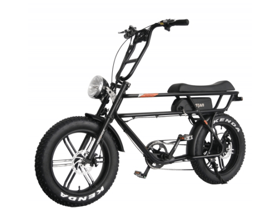 Addmotor Electric | Motan M-70 R7 | Black