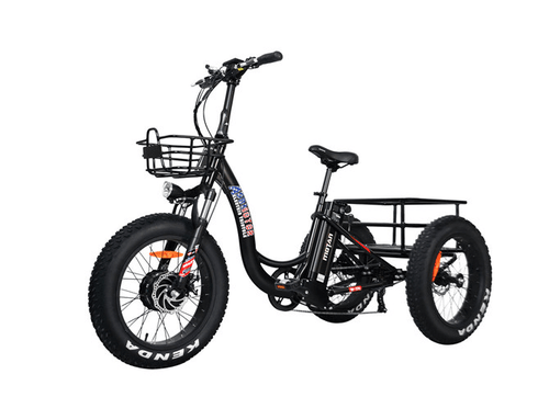 Addmotor Electric | Motan M-330 | Electric Trike | 2019