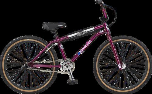 GT Bicycles | Pro Series Heritage 26 | BMX Bike | 2021 Rasberry