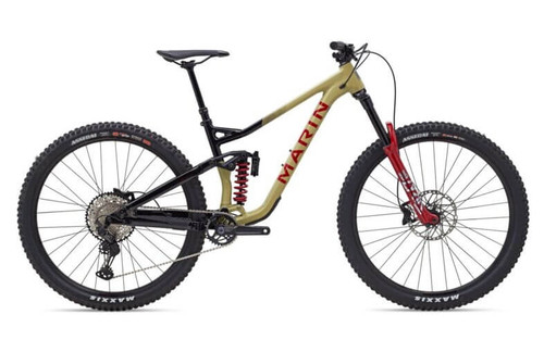 Marin | Alpine Trail XR | 2021 | Tan/Black/Red