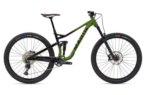Marin | Alpine Trail 7 | 2021 | Green/Black/Orange