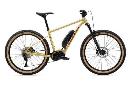 Marin Electric | Pine Mountain E1 | Electric Mountain Bike | 2020 | Gloss Gold/Orange