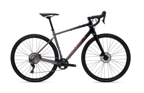 Marin | Headlands 1 | Road Bike | 2021 | Gloss Charcoal/Black/Roarange