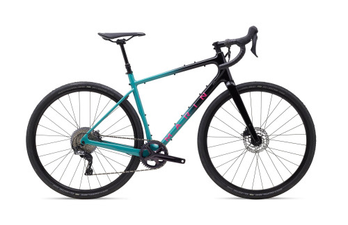 Marin | Headlands 2 | Road Bike | 2020 | Gloss Teal/Carbon/Magenta