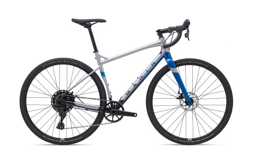 Marin | Gestalt X10 | 2021 | Gloss Chrome/Blue/Black