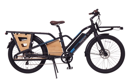 Magnum Electric | Payload | Electric Cargo Bike