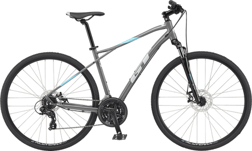 GT Bicycles | Transeo Comp | 2021 | Grey