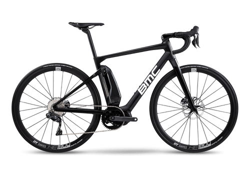 BMC Electric | Alpenchallenge AMP Road | ONE | 2020 | Carbon/White