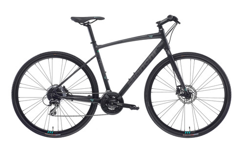 Bianchi | C-Sport 3 | Urban City Bike | 2020 | Black Matte