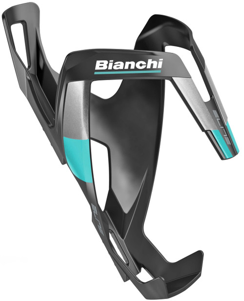 Bianchi | Elite Vico Water Bottle Cage | Black