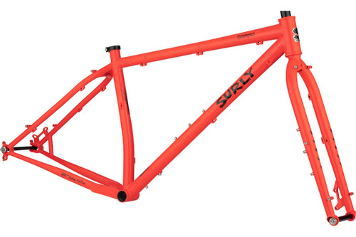 Surly | Krampus Frameset | 2020 | Static Sunset