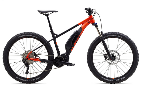 Marin Electric | Nail Trail E1 27.5+