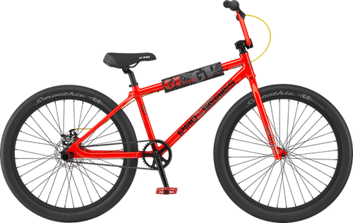 GT Bicycles | Pro Series Heritage 26 | 2021 | Red