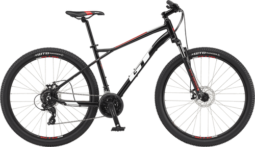 GT Bicycles | Aggressor Comp | 2021 | Guinness Black