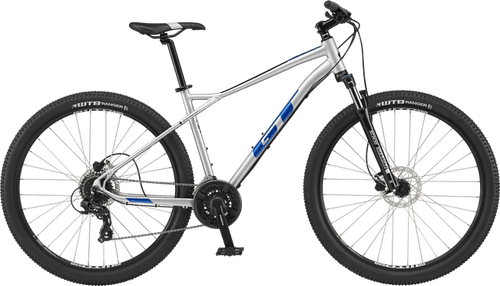 GT Bicycles | Aggressor Expert | 2021 | Silver
