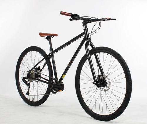 Virtue | Sodis | Urban City Bike Black