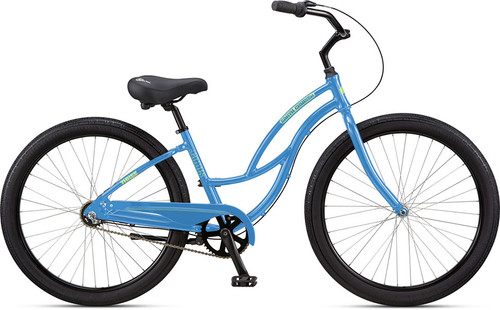 Jamis | Earth Cruiser 3 Step Thru | Beach Cruiser | Blue