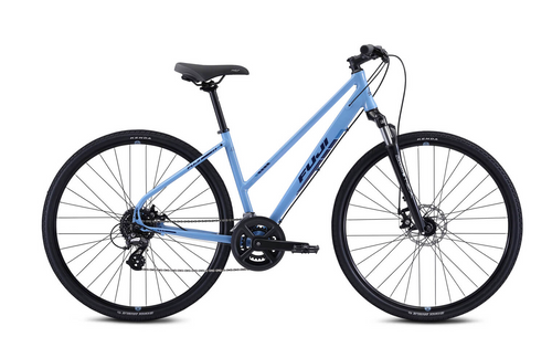 Fuji | Traverse 1.5 ST | Ladies City Bike