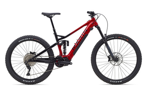 Marin Electric | Alpine Trail E1 | 2021 | Black/Red