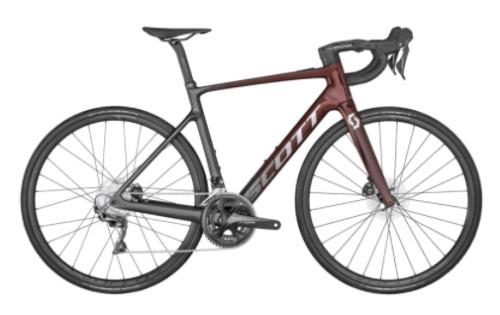 Scott Electric | Addict eRide 30 | Electric Road Bike
